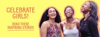 IDG Celebrating girls- Banner-Africa